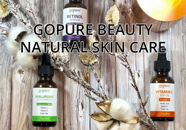 GOPURE BEAUTY – NATURAL SKIN CARE