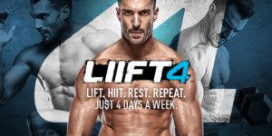 LIIFT4 Beachbody Program- Workout Review