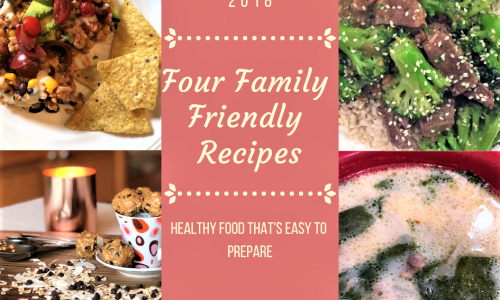 Healthy Food – 4 Favorite Recipes from 2018