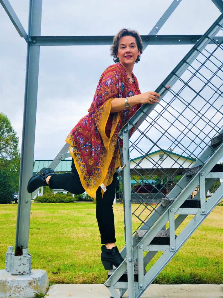 Kimono climbing