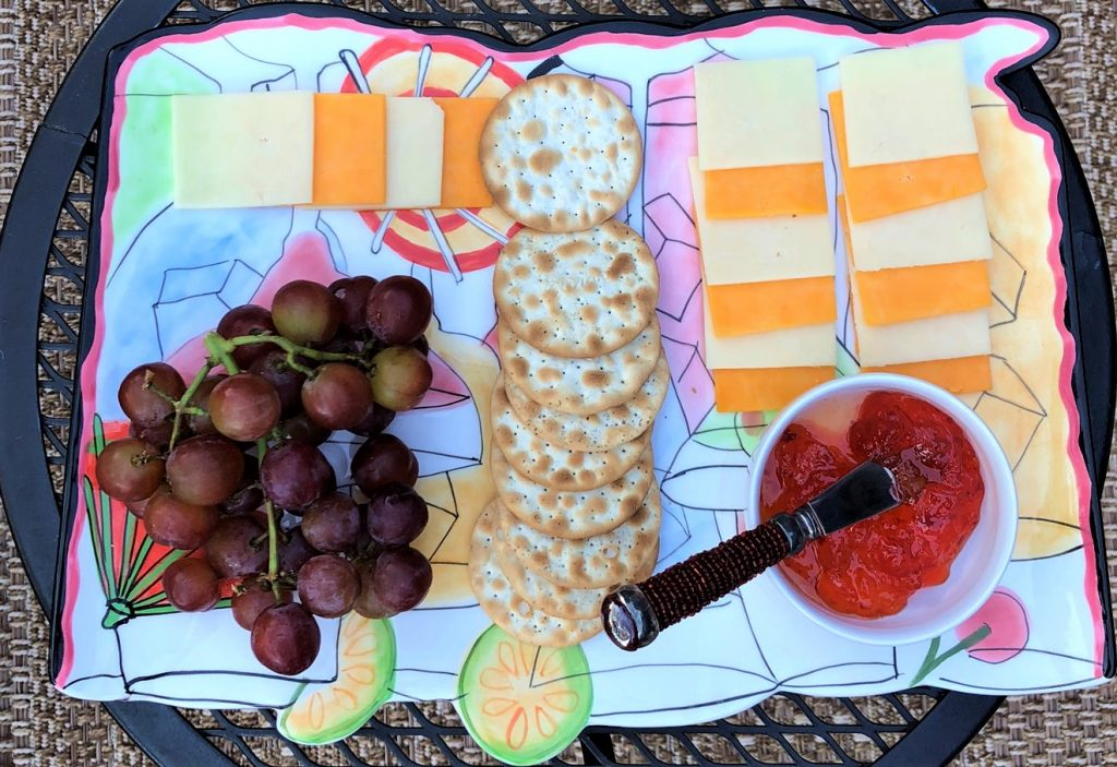 The Charcuterie Tray