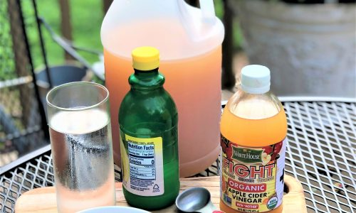 Apple Cider Vinegar – Why You Should Use It for Your Health