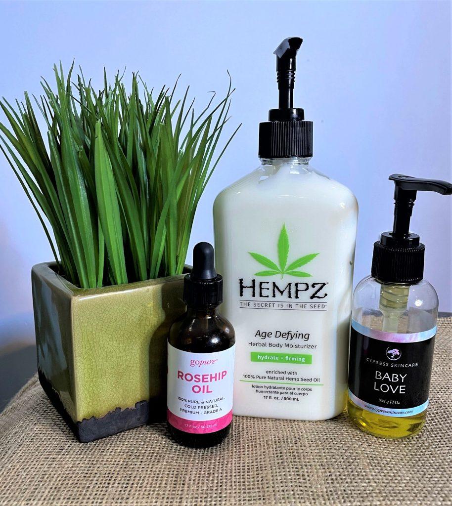 Hempz with Oils