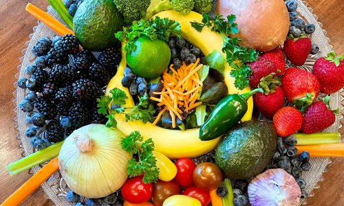 Eat the Rainbow for Your Best Health